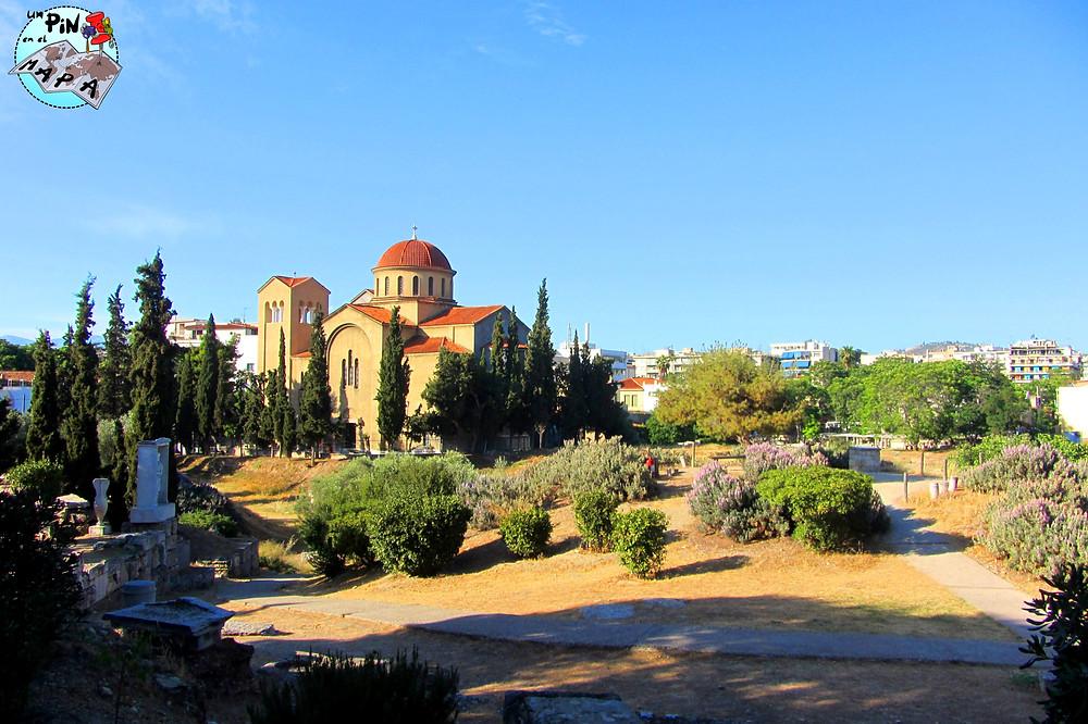 Cementerio Kerameikos, Atenas | Un Pin en el Mapa