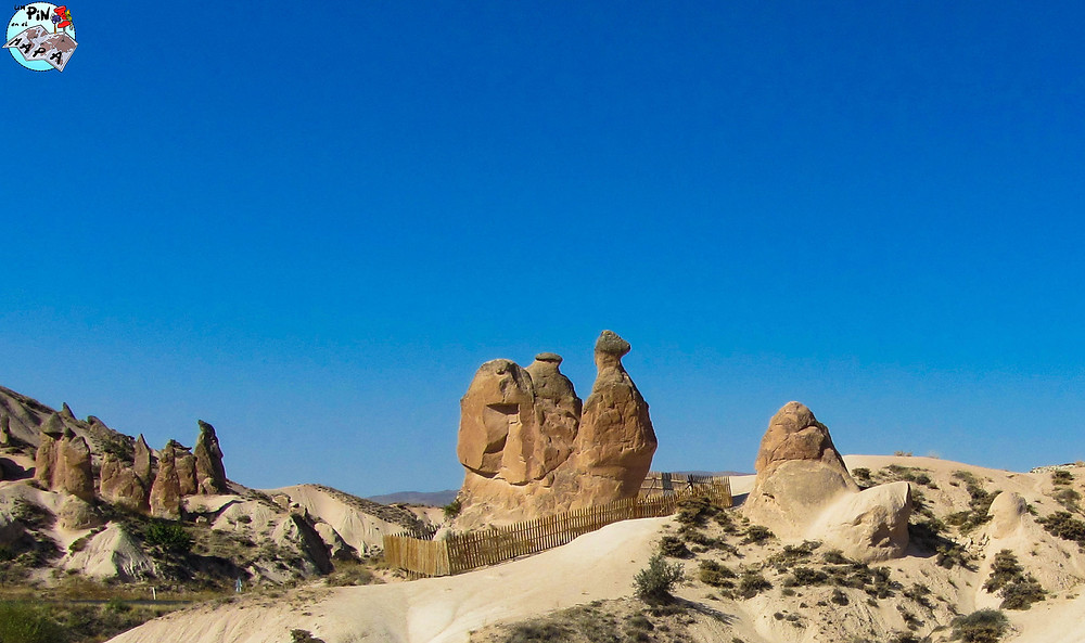 Valle de la imaginación, Capadocia | Un Pin en el Mapa