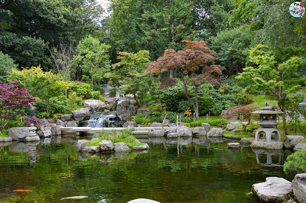 Kyoto Garden, Londres | Un Pin en el Mapa