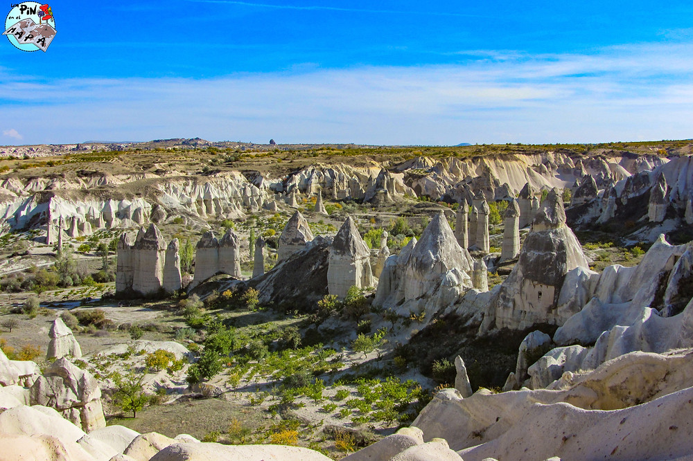 Valle del amor, Capadocia | Un Pin en el Mapa