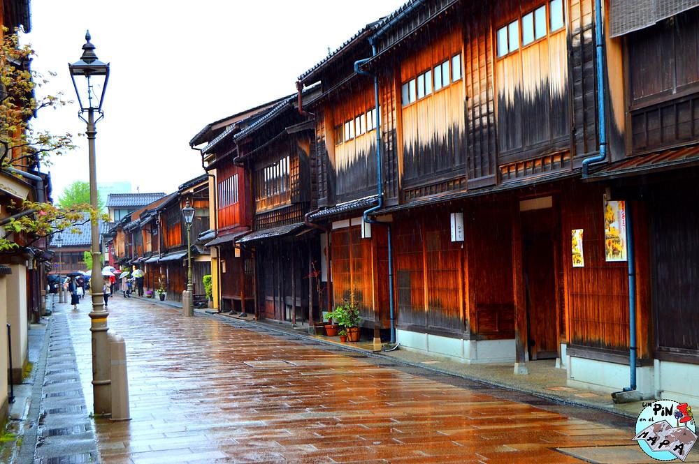 Kanazawa, Japon | Un Pin en el Mapa