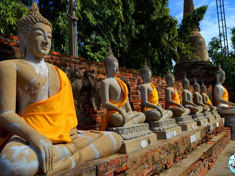 Ayutthaya en medio día: 9 sitios imprescindibles que ver