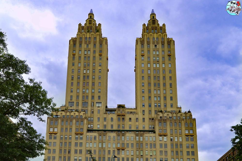 Upper West Side   Un Pin en el Mapa