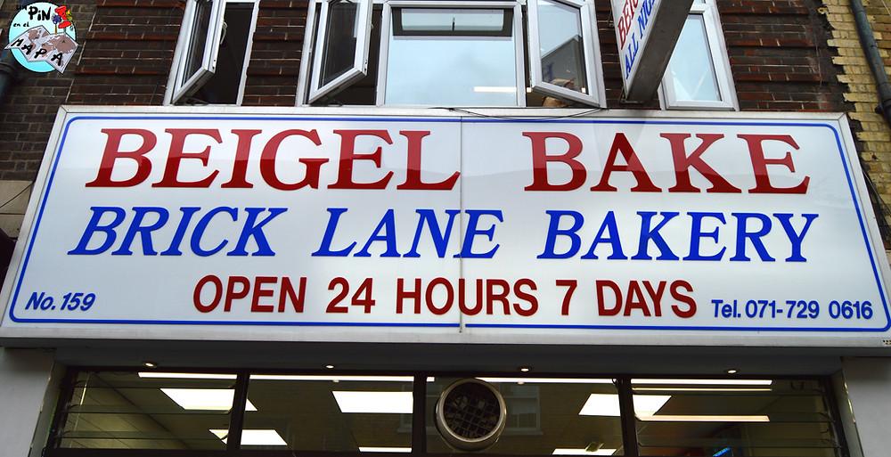 Beigel Bake, Londres | Un Pin en el Mapa