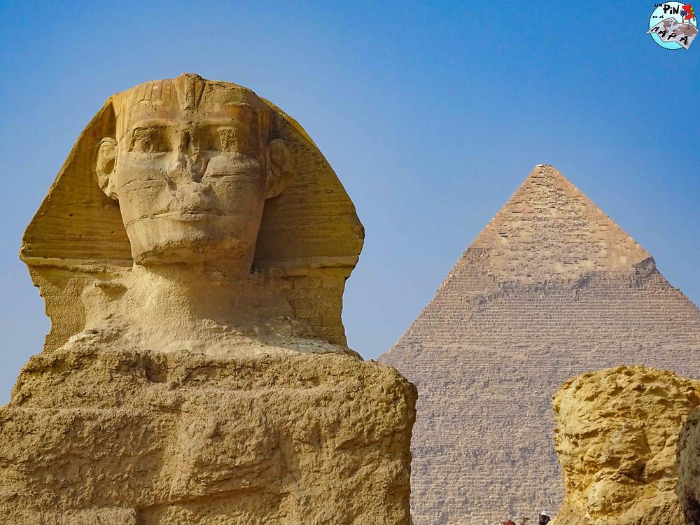 Giza | Un Pin en el Mapa