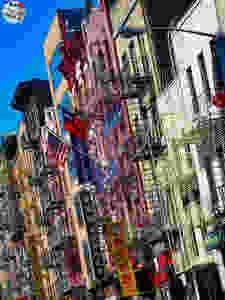 Chinatown de Nueva York | Un Pin en el Mapa