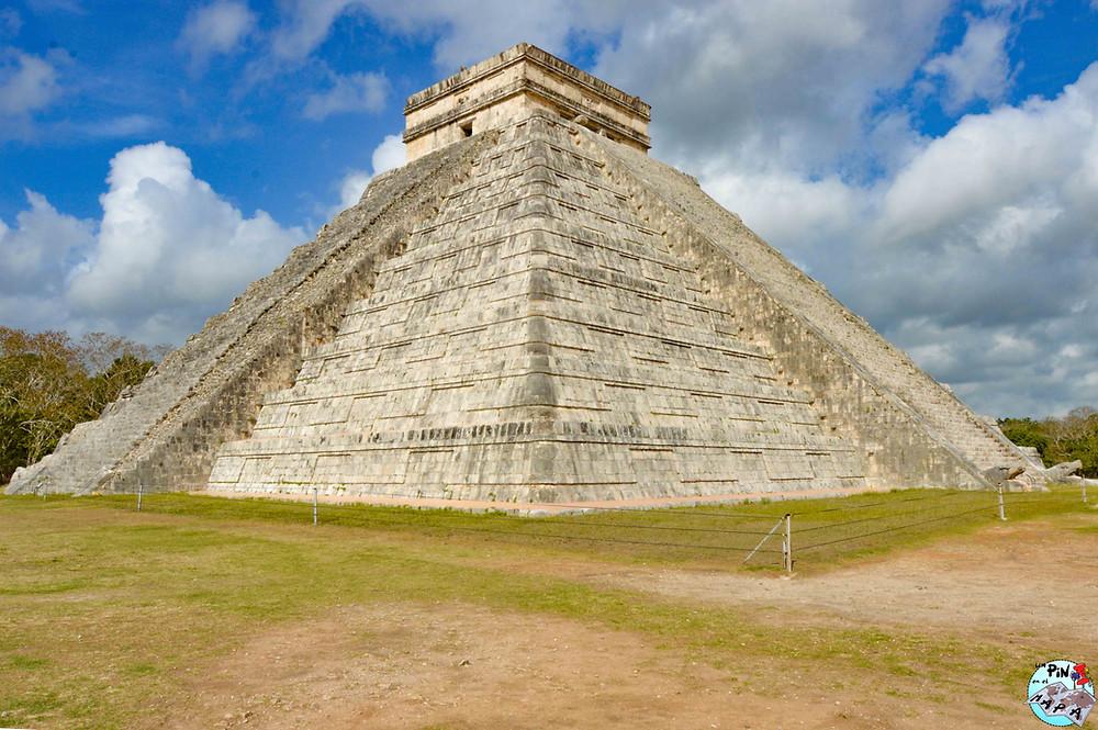 El Castillo de Chichén Itzá | Un Pin en el Mapa