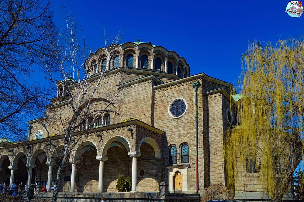 Catedral de Sveta Nedelya | Un Pin en el Mapa