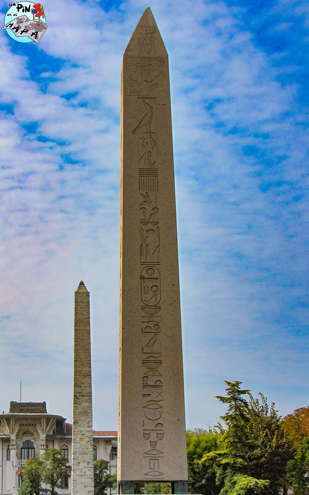Obelisco Egipcio, Estambul | Un Pin en el Mapa