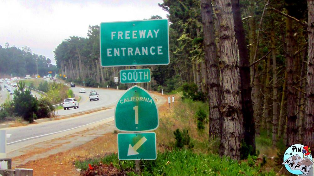 Highway 1 | Un Pin en el Mapa