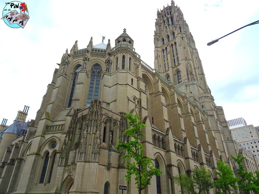 Riverside Church, Nueva York | Un Pin en el Mapa