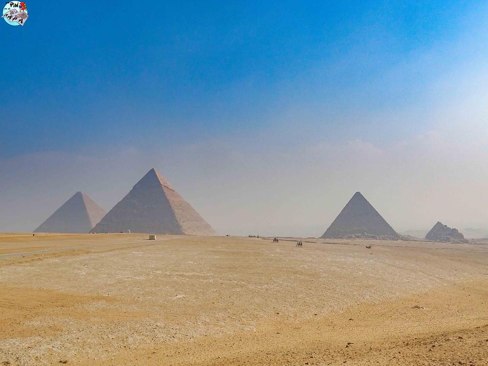 Mirador de la necrópolis de Giza | Un Pin en el Mapa