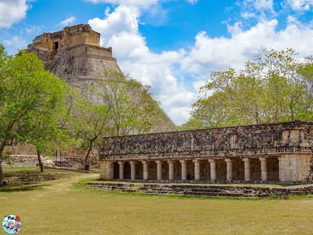 Guía para visitar las ruinas de Uxmal: que ver y consejos
