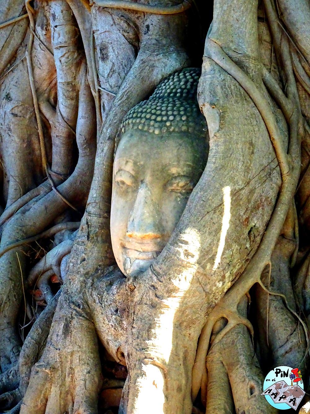 Wat Phra Mahathat, Tailandia | Un Pin en el Mapa