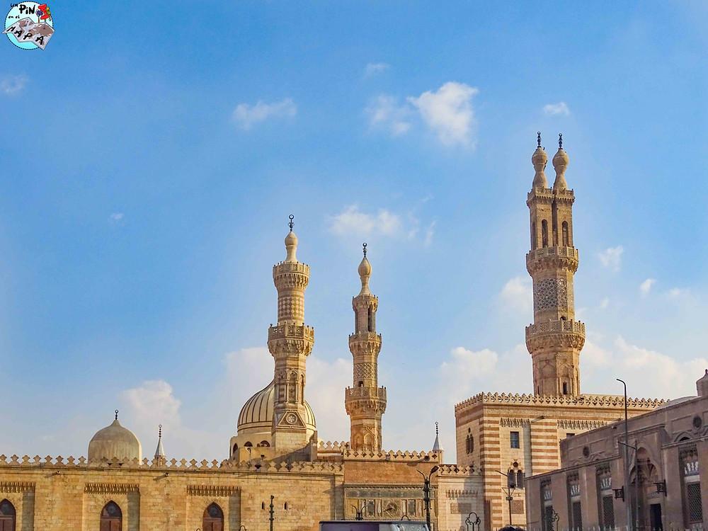Mezquita de Al Azhar, Cairo | Un Pin en el Mapa