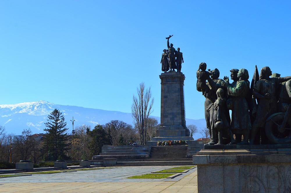 Monumento del ejército soviético | Un Pin en el Mapa