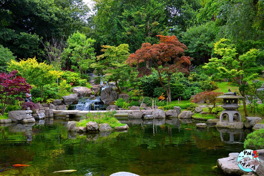 Kyoto Garden | Un Pin en el Mapar