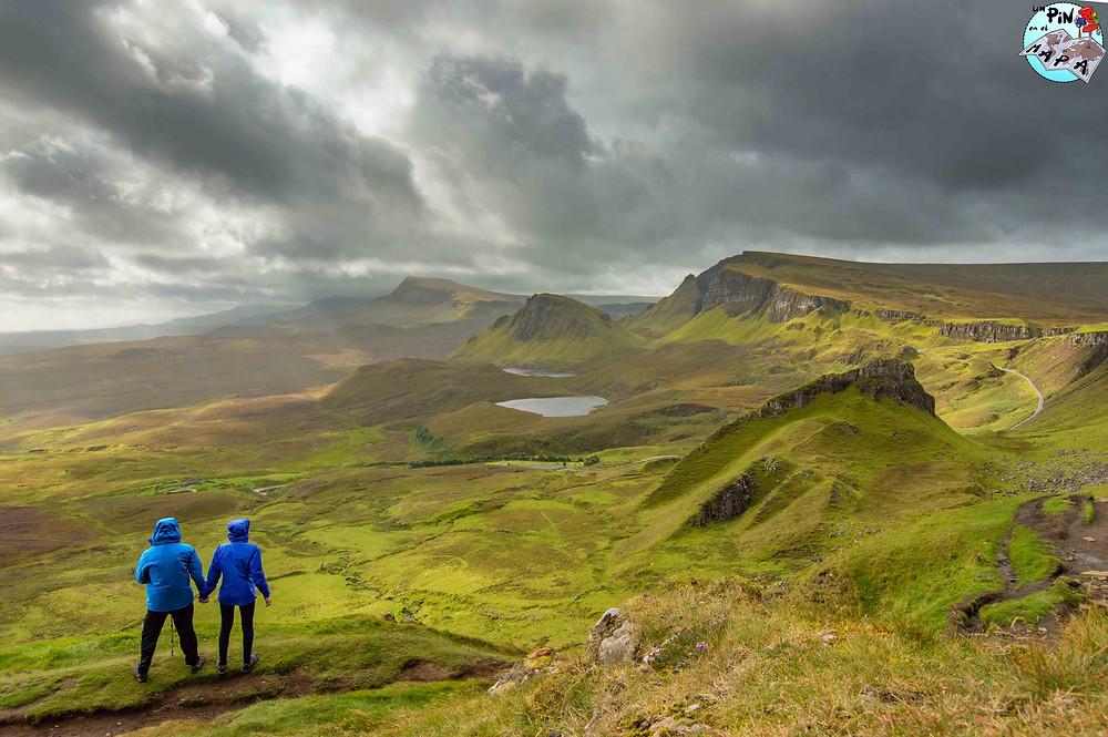 The Quiraing, Escocia | Un Pin en el Mapa