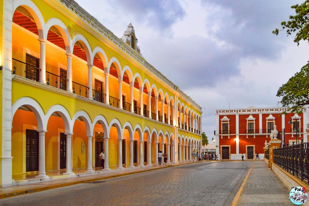 La biblioteca de Campeche | Un Pin en el Mapa