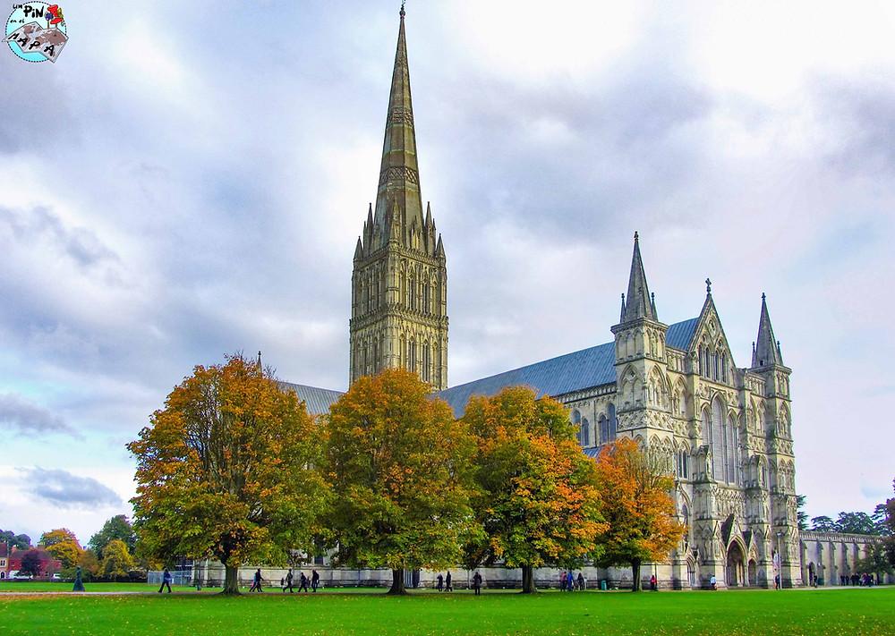 Catedral de Salisbury | Un Pin en el Mapa