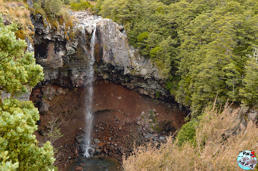 El estanque vedado, Nueva Zelanda | Un Pin en el Mapa