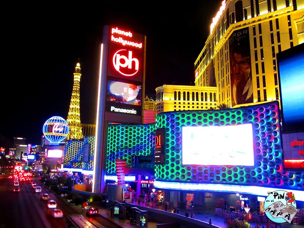 Las Vegas | Un Pin en el Mapa