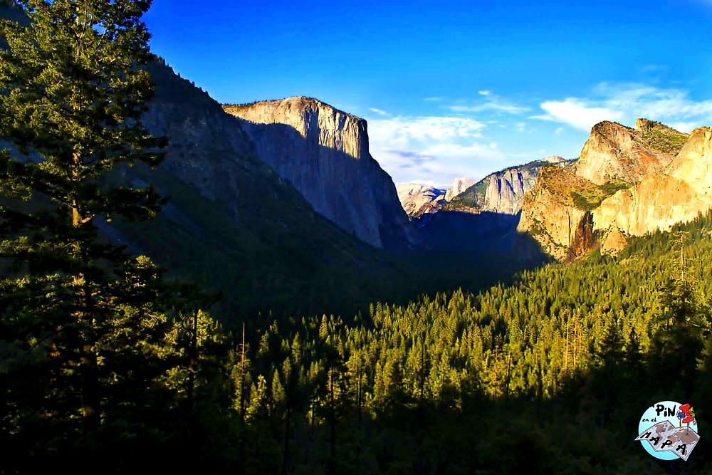 Yosemite Park | Un Pin en el Mapa
