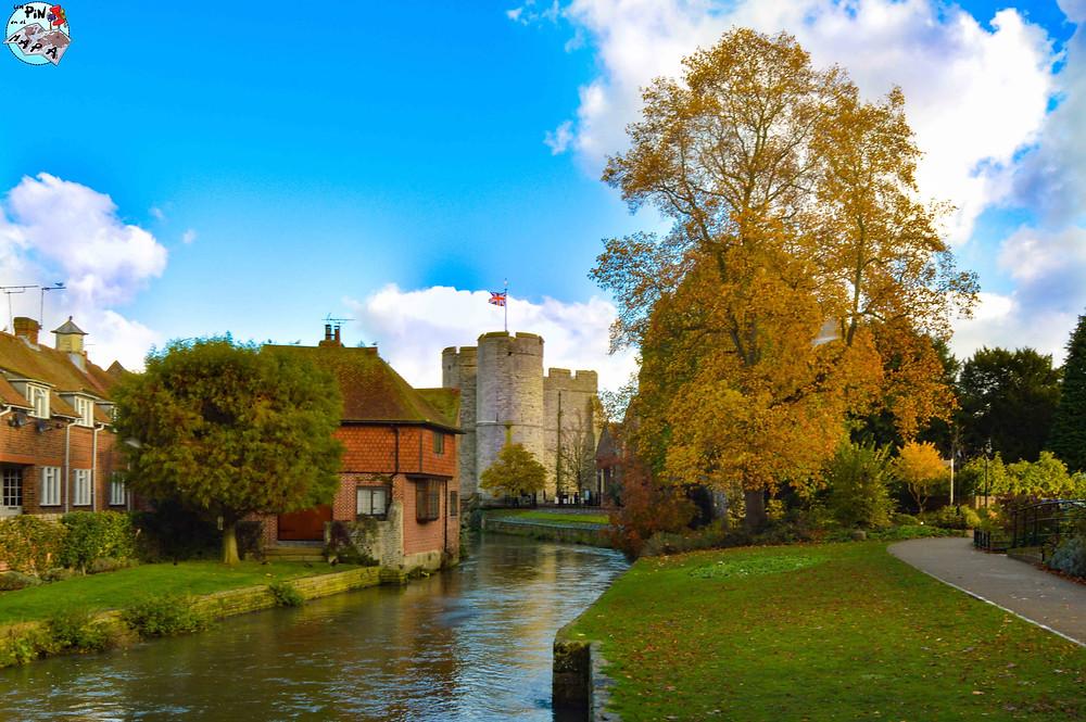 West Gate Gardens, Canterbury | Un Pin en el Mapa