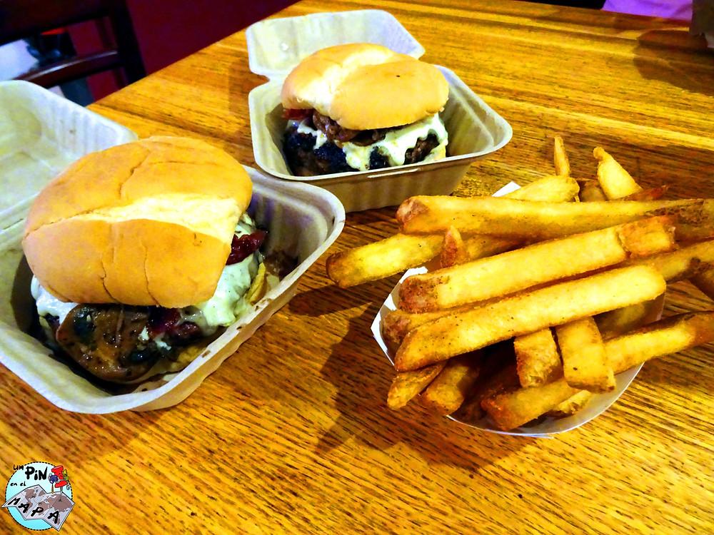 Ray's Hell Burger, DC | Un Pin en el Mapa