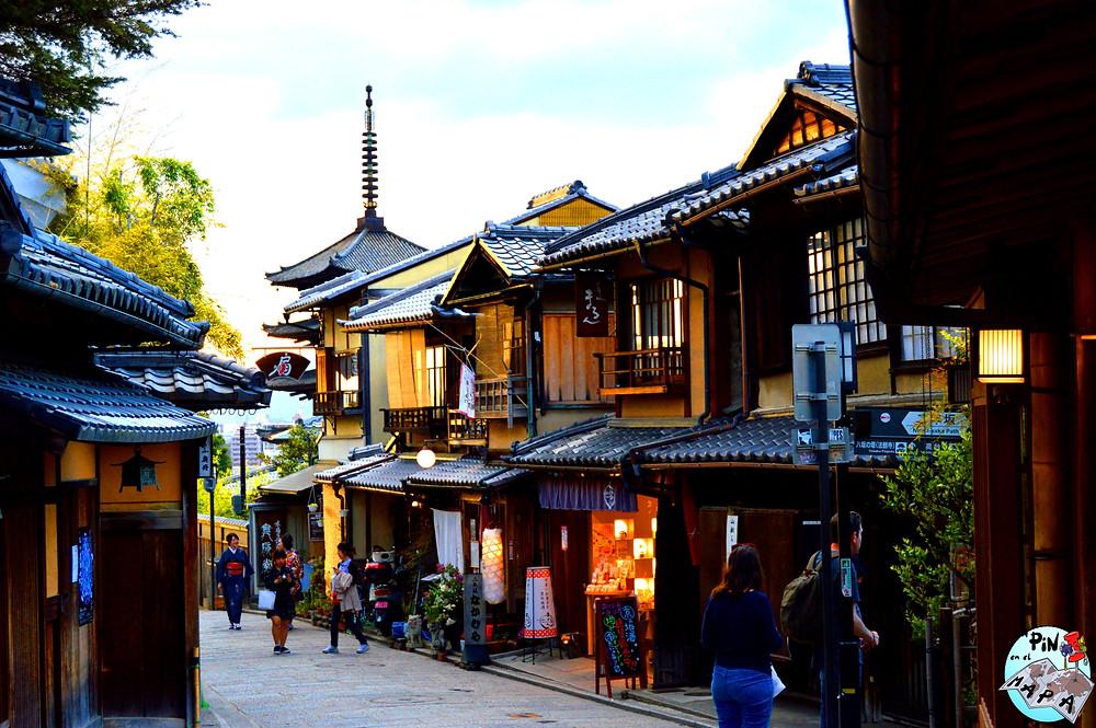 Ninen-zaka, Kioto | Un Pin en el Mapa