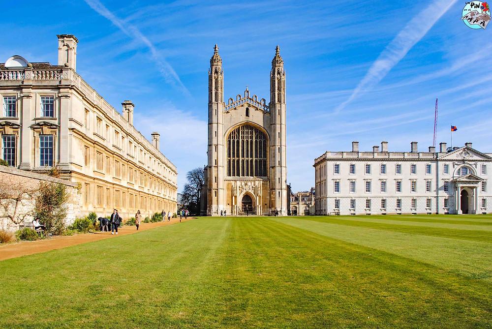 The King's College, Cambridge | Un Pin en el Mapa