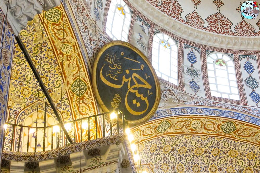 Mezquita de Beyazit, Estambul | Un Pin en el Mapa