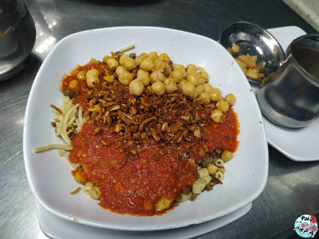 6 Restaurantes locales donde comer barato en el Cairo