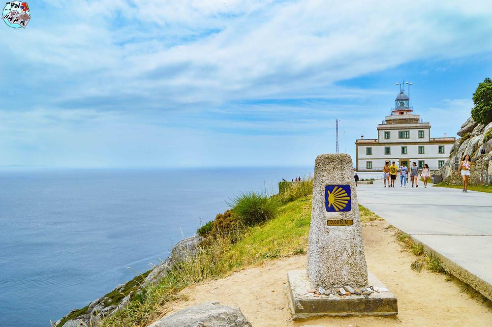 Faro de Finisterre en Galicia | Un Pin en el Mapa