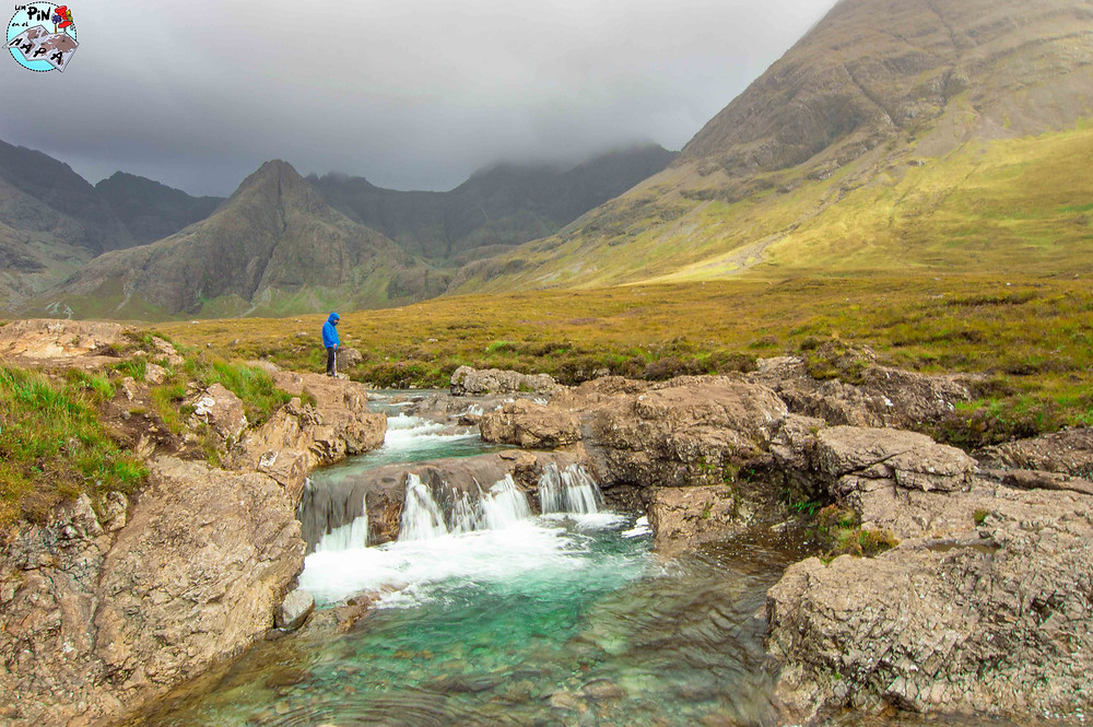 Fairy Pools, Isla de Skye | Un Pin en el Mapa