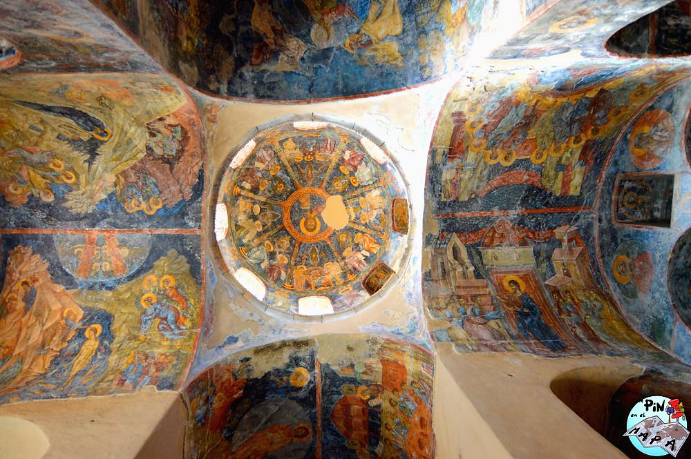 Mystras, Grecia | Un Pin en el Mapa