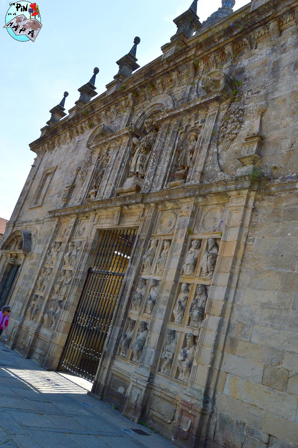 La Puerta Santa, Santiago de Compostela | Un Pin en el Mapa