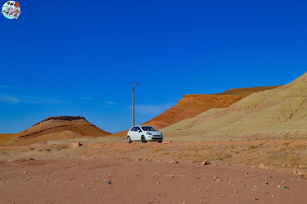 Alquiler de coche en Marruecos | Un Pin en el Mapa