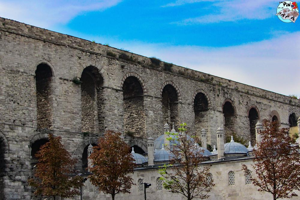 Acueducto de Valento, Estambul | Un Pin en el Mapa