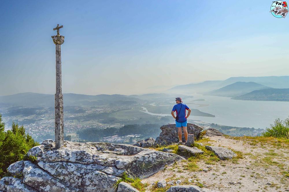 Mirador Monte de Santa Tecla | Un Pin en el Mapa