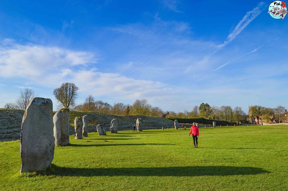 Círculos de piedra de Avebury | Un Pin en el Mapa