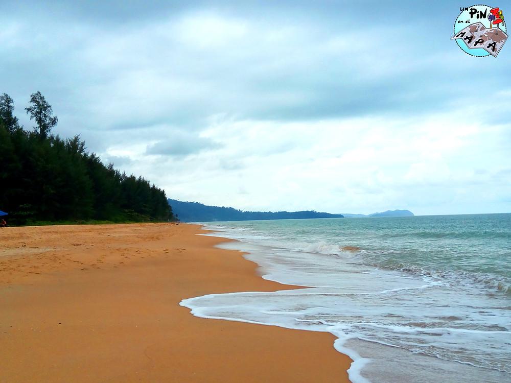 Playa en Khao Lak | Un Pin en el Mapa