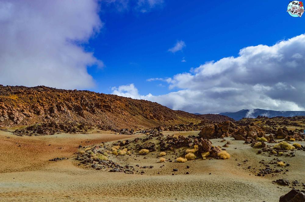 Minas de San José, Teide | Un Pin en el Mapa