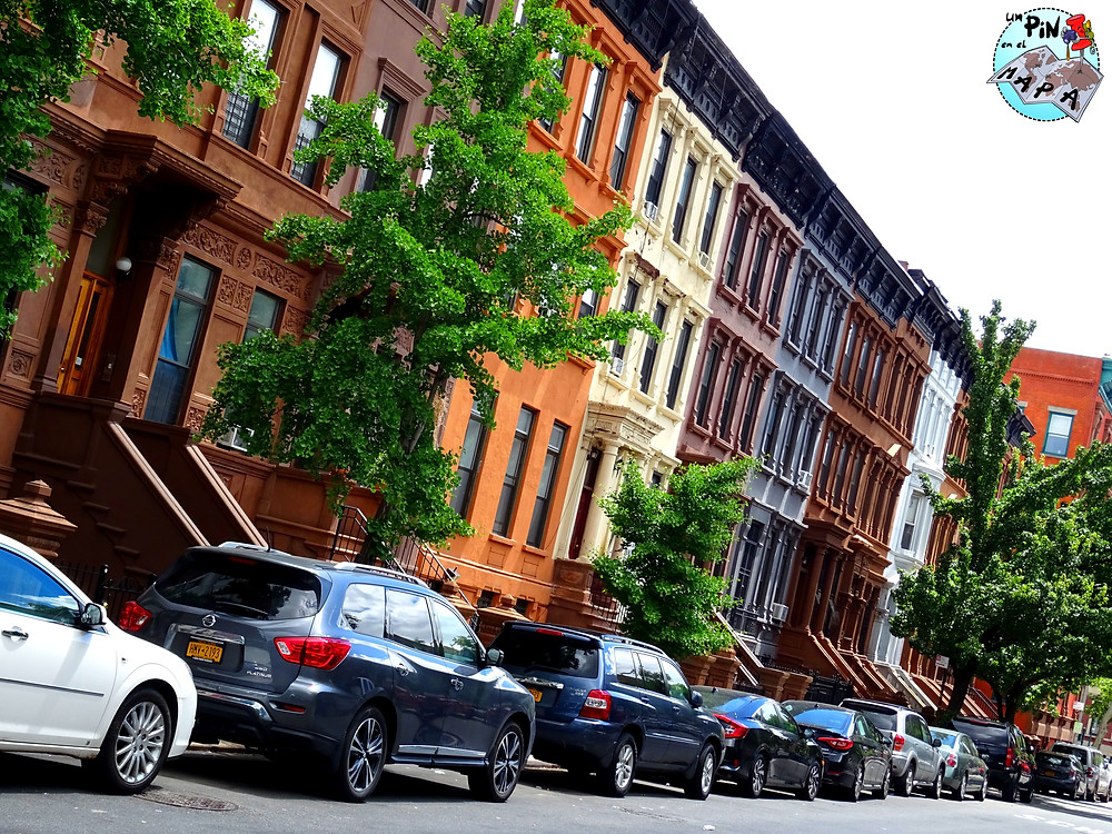 Harlem, Nueva York | Un Pin en el Mapa