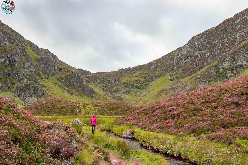 Corrie Fee Trail – Mayar Peak, Escocia