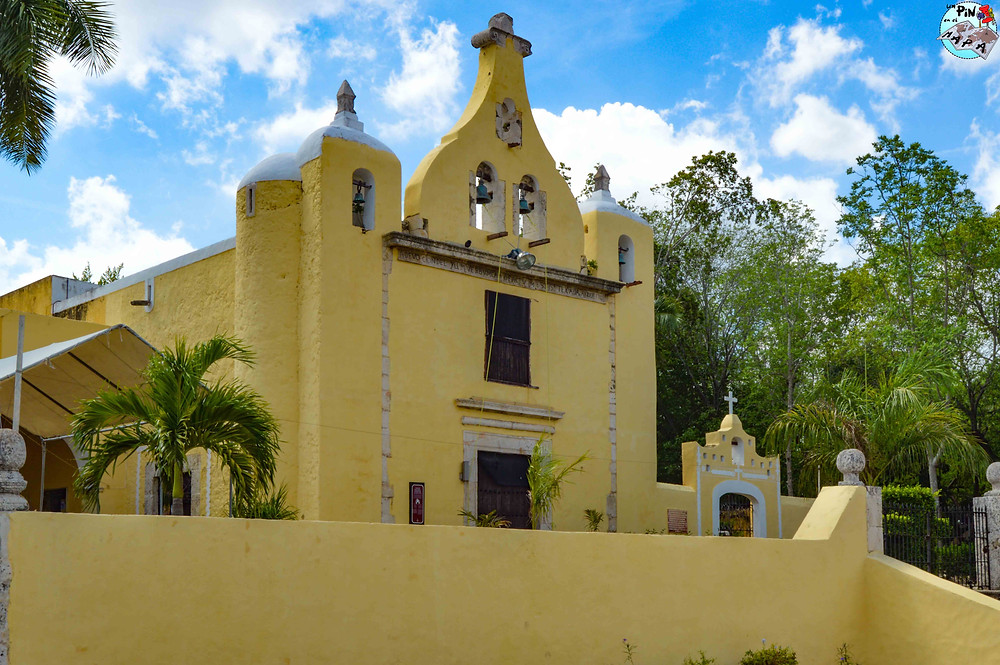 Iglesia de la Ermita de Santa Isabel, Mérida | Un Pin en el Mapa