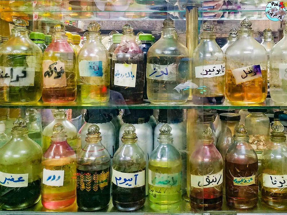 Mercado de las especies, Cairo | Un Pin en el Mapa