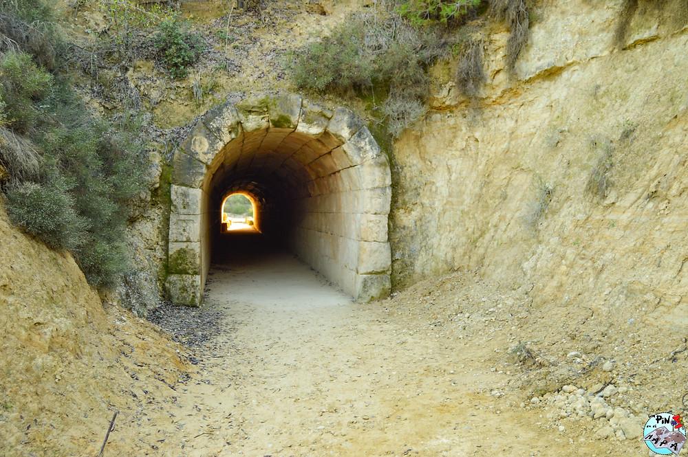Túnel de Nemea | Un Pin en el Mapa