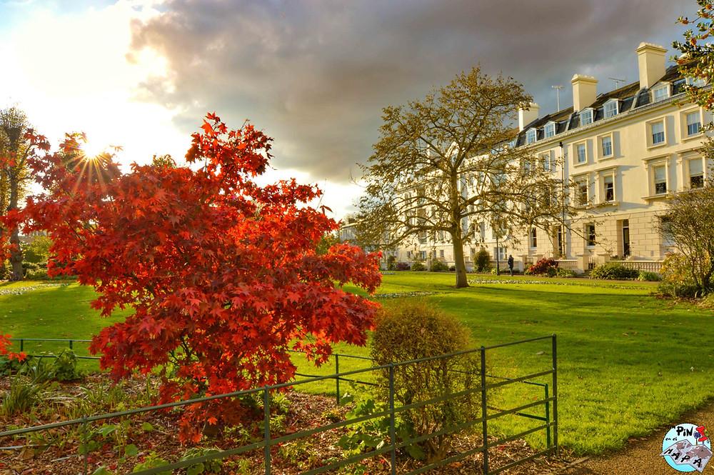 Dane John Gardens, Canterbury | Un Pin en el Mapa