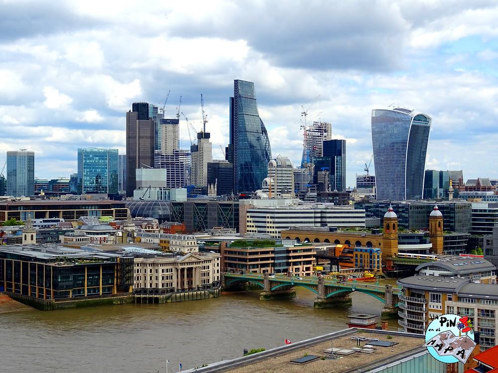 Tate Modern Londres | Un Pin en el Mapa